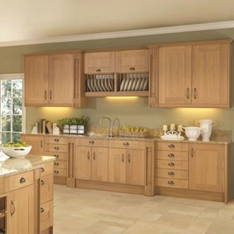 Examples of Completed Kitchens